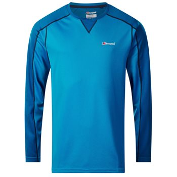 Berghaus Long Sleeve Crew 2.0 T-Shirt  - Click to view larger image