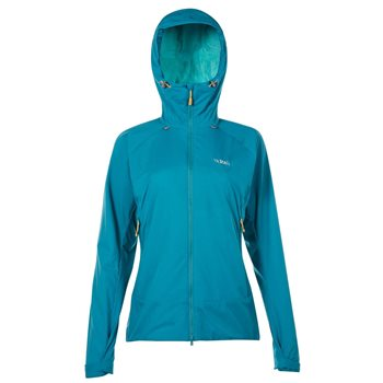 Rab Womens Vapour Rise Jacket Soft Shell  - Click to view larger image