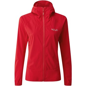 Rab Womens Borealis Jacket Soft Shell  - Click to view larger image