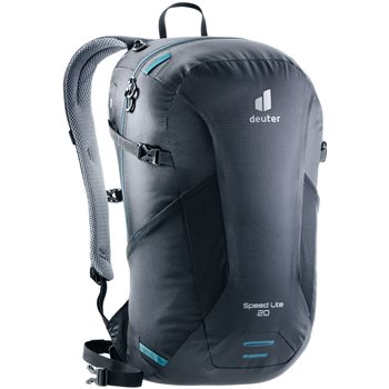 Deuter Unisex Speed Lite 20 Day Sack Speed Lite 20 Black - Click to view larger image