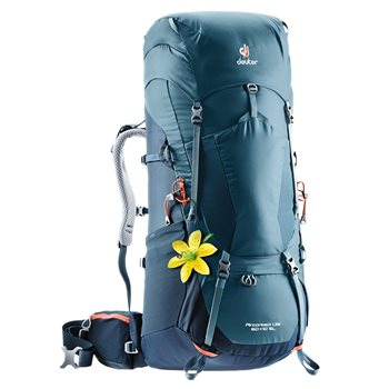 Deuter Womens Air Contact Lite 60+10 SL Rucksack  - Click to view larger image