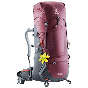 Deuter Womens Air Contact Lite 45+10 SL Rucksack  - Click to view larger image