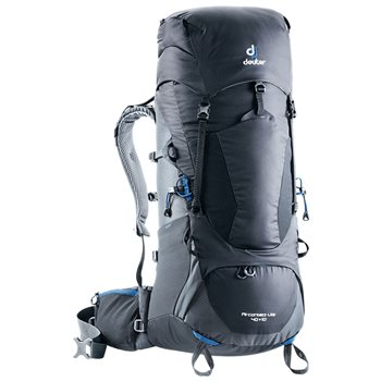 Deuter Unisex Air Contact Lite 40+10 Rucksack  - Click to view larger image