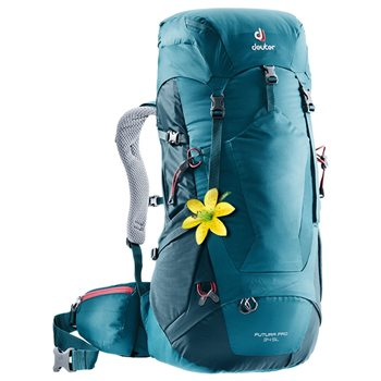 Deuter Womens Futura Pro 34 SL Day Sack  - Click to view larger image