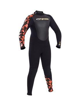 Typhoon Boys Storm 5mm Wetsuit  - Click to view larger image
