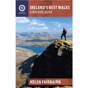 Books/Maps Irelands Best Walks Book  - Click to view larger image