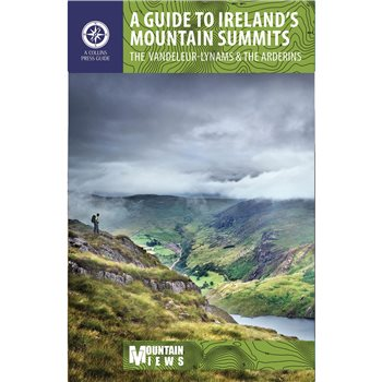 Books/Maps A Guide to Irelands Mountain Summits Book  - Click to view larger image