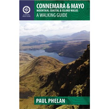 Books/Maps Connemara & Mayo Walking Guide  - Click to view larger image