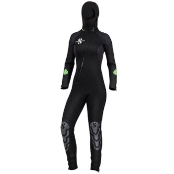 Scubapro Womens Oneflex 7mm with Hood Wetsuit  - Click to view larger image