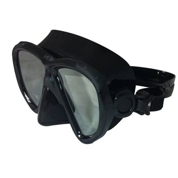 Sherwood Spectrum Dive Mask with Mirrored & Colored Lenses  - Click to view larger image