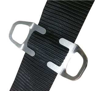 Lumb Brothers Easy Fit Accessory Clip   - Click to view larger image
