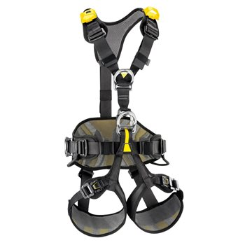 Petzl Avao Bod Fast European Version Work Harness  - Click to view larger image