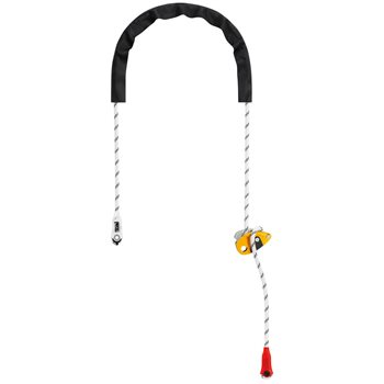 Petzl Grillon Adjustable Lanyard Fall Arrest  - Click to view larger image