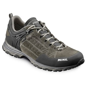 Meindl Mens Ontario GTX Walking / Hiking Shoes Loden-Black - Click to view larger image