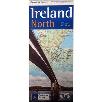 OS Ireland Ireland North  - Click to view larger image