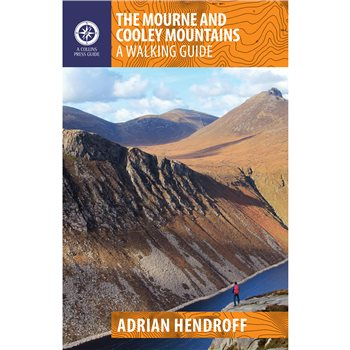 Books/Maps The Mournes & Cooley Mountains  - Click to view larger image