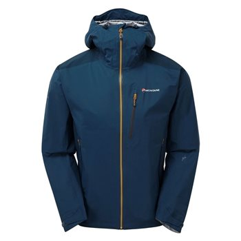 Montane Mens Fleet Waterproof Jacket  - Click to view larger image