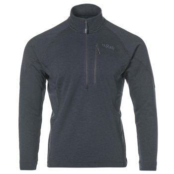 Rab Mens Nucleus Pull On Fleece  - Click to view larger image