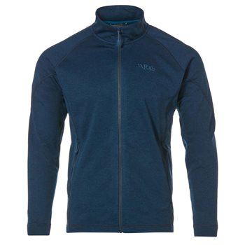 Rab Mens Nucleus Fleece Jacket  - Click to view larger image