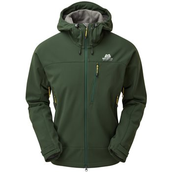 Mountain Equipment Mens Vulcan Jacket Soft Shell  - Click to view larger image