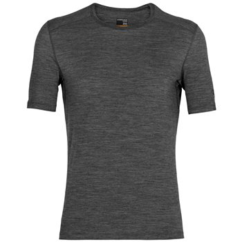 Icebreaker Mens 200 Oasis SS Crewe Base Layer  - Click to view larger image