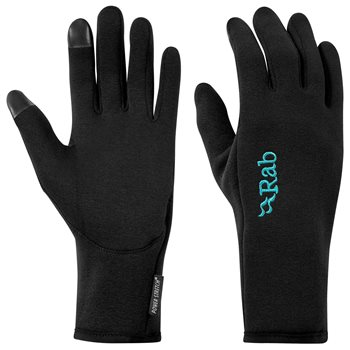 Rab Power Stretch Contact Grip Glove Women  - Click to view larger image
