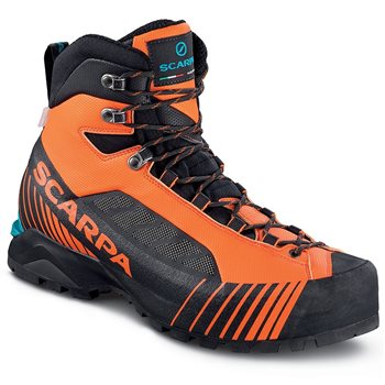 Scarpa Mens Ribelle Lite OD Mountaineering Boots  - Click to view larger image