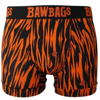 Bawbags Mens Cool De Sacs Underwear - Tiger   - Click to view larger image