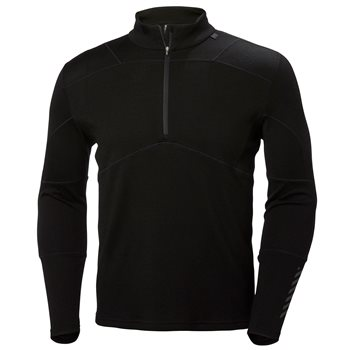 Helly Hansen Mens Lifa Merino ½ Zip Base Layer  - Click to view larger image