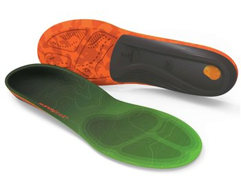 Superfeet Mens Trailblazer Comfort Hiking Insoles  - Click to view larger image