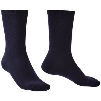 Bridgedale Mens Thermal Liner (2 Pack) Socks  - Click to view larger image