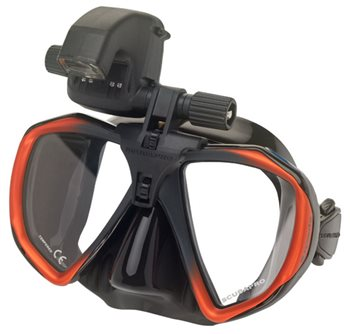 Scubapro Galileo HUD Free Transmitter and mask  - offer ends 03.12.19  - Click to view larger image