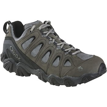 Oboz Mens Sawtooth 2 Low Walking / Hiking Shoes  - Click to view larger image