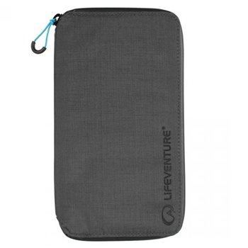 Lifeventure RFiD Protected Travel Wallet  - Click to view larger image
