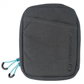 Lifeventure RFiD Travel Neck Pouch  - Click to view larger image