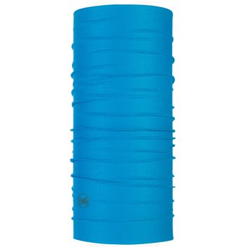 Buff Coolnet UV+ Solid Blue  - Click to view larger image