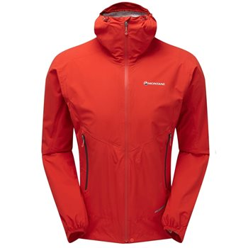 Montane Mens Minimus Stretch Ultra Waterproof Jacket  - Click to view larger image
