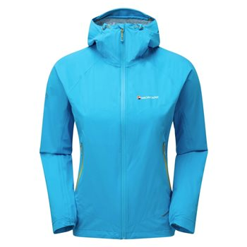 Montane Womens Female Minimus Stretch Ultra Waterproof Jacket  - Click to view larger image