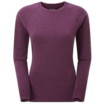Montane Womens Female Viper Pullover Fleece  - Click to view larger image