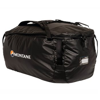 Montane Transition 95 Water Resistant Holdall with Shoulder Straps  - Click to view larger image