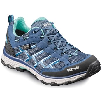 Meindl Womens Activo GTX Lady Walking / Hiking Shoes  - Click to view larger image