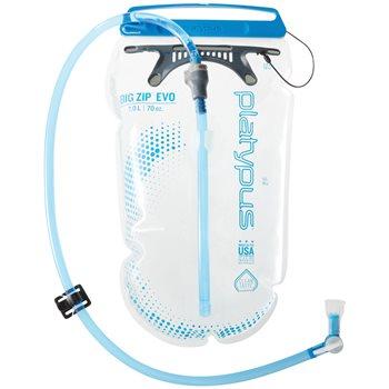 Platypus Big Zip Evo 2.0L Reservoir HyFLO Bite Valve Hydration System  - Click to view larger image