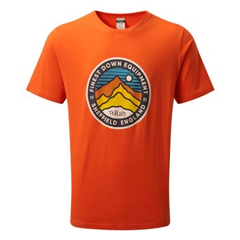 Rab Stance 3 Peaks SS Tee  - Click to view larger image
