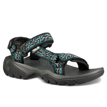 Teva Womens Terra Fi 5 Universal Walking / Hiking Sandals  - Click to view larger image