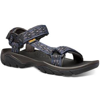 Teva Mens Terra Fi 5 Universal Walking / Hiking Sandals Madang Blue - Click to view larger image