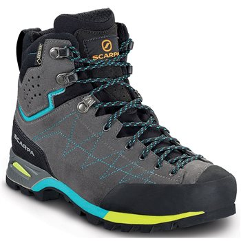 Scarpa Womens Zodiac Plus GTX Walking / Hiking Boots  - Click to view larger image