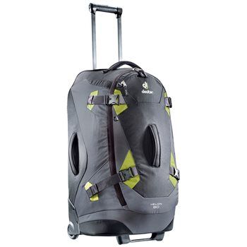 Deuter Unisex Helion 80 Trolley Travel Backpack 3700g  - Click to view larger image