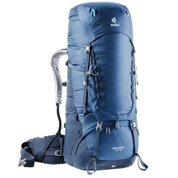 Deuter Unisex Air Contact 65+10 Rucksack  - Click to view larger image