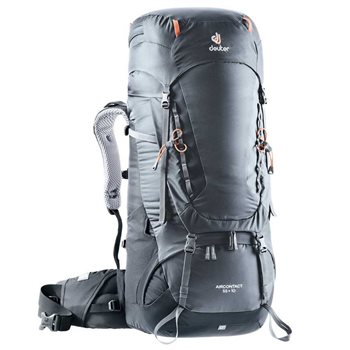 Deuter Unisex Air Contact 55+10 Rucksack  - Click to view larger image