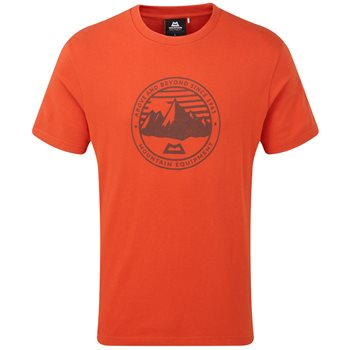 Mountain Equipment Mens Roundel Tee Base Layer  - Click to view larger image